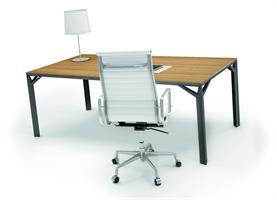X8 X8 - Rett skrivebord