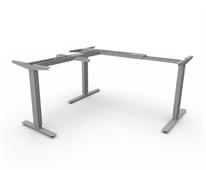 Sitt & Stå bord Contur-elstativ 395