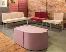 Venteromsmøbler Cloud byggbare sofa hjørne