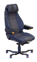 Kontorstoler 24-timers stol