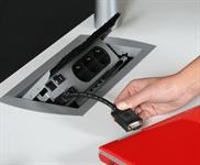 Intergrere El/data Power Boxen VGA