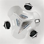 Quadrio Workgroup Panorama arbeidsgruppe