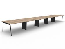 X3 Konferansebord X3 konferansebord 800x120 cm