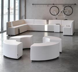 Bebygde sofaer