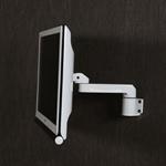 Bildskjermsholdere D-Zine Medium, montert på veggen