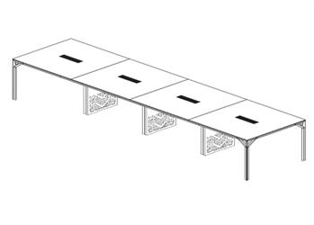X8 Konferansebord X8 Bord 04