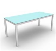 X4 Work X4 Singelbord Glass