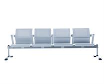 Venteromsmøbler Cluster Alu venteromsstol