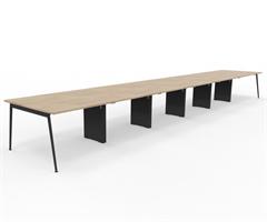 X3 Konferansebord X3 konferansebord 600x120 cm