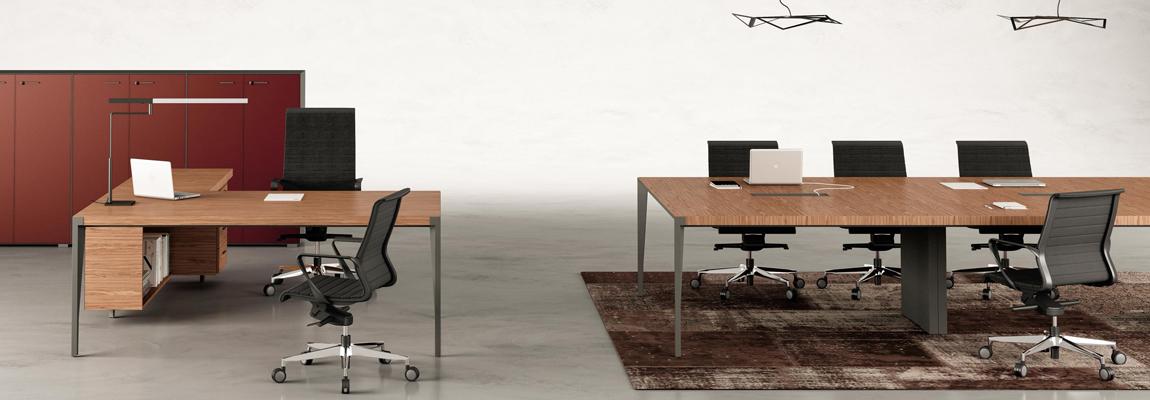 X9 Skrivebord