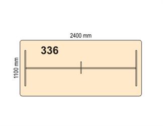 Vigg Møtebord Bord 336